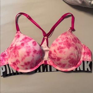 VS PINK push up bra
